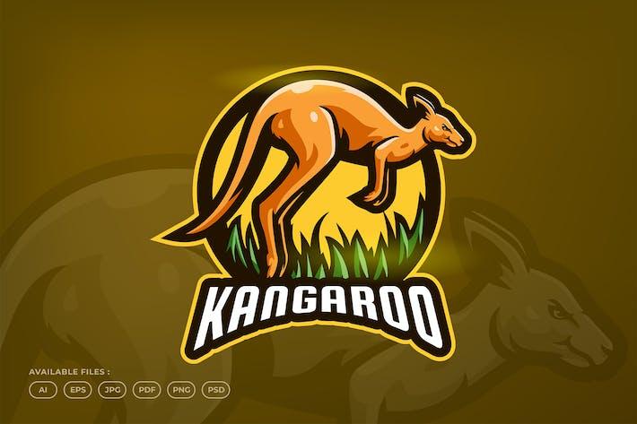Thumbnail for Hopping Australian Kangaroo