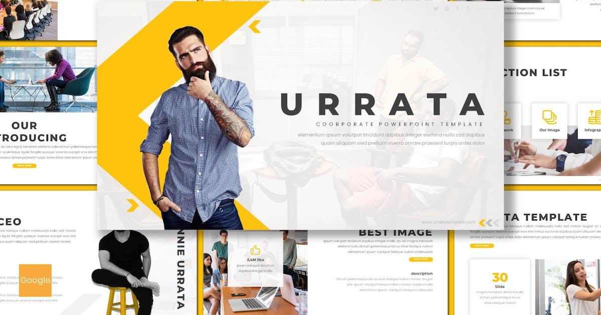 Download Urrata - Business Google Slides Template by inspirasign