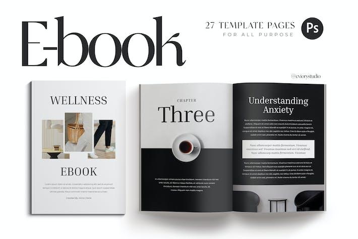 Thumbnail for Wellness - ebook creator for coach