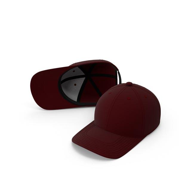 Red BB Cap