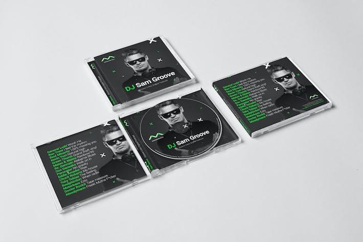 Thumbnail for DJ Mix / Album / Single CD Cover Artwork
