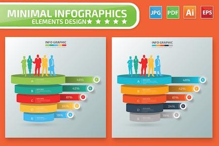 Human Resource Infographic Design
