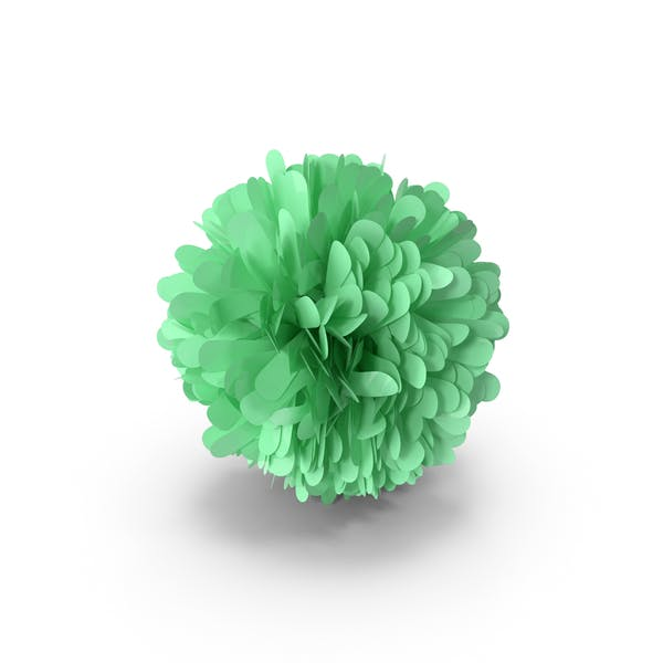 Thumbnail for Green Pom Pom