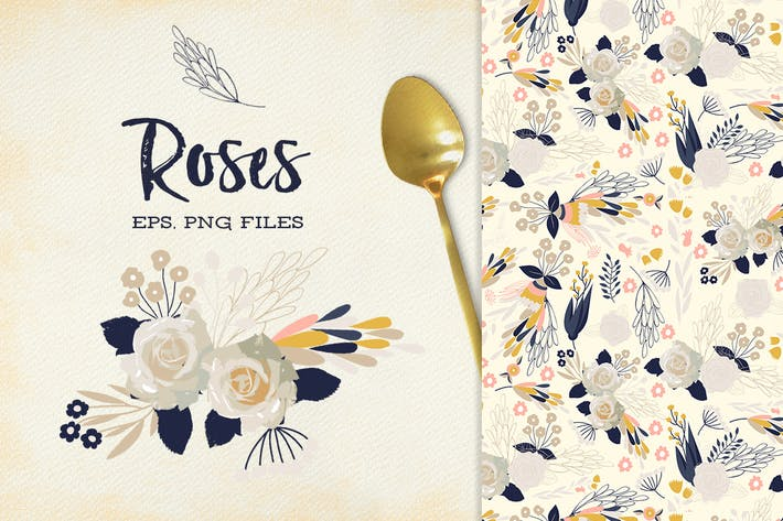 Cover Image For Roses