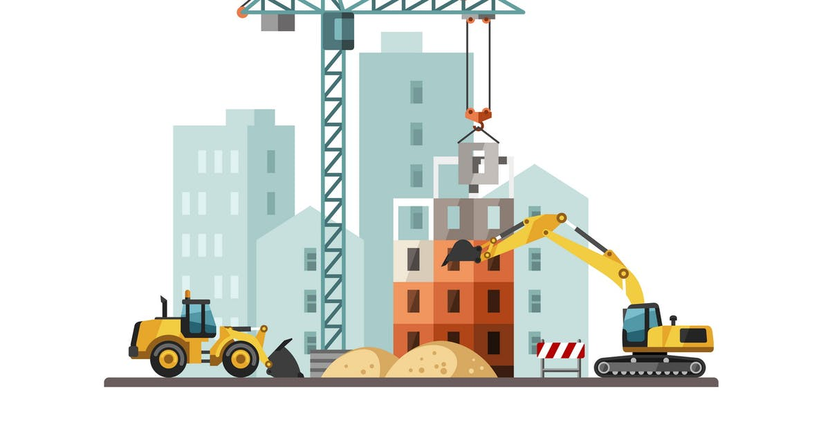 Download Building Construction Site by Faber14