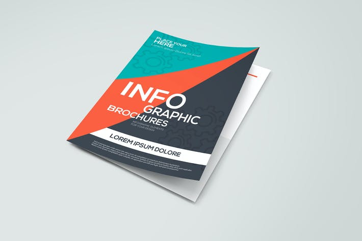 Thumbnail for Business infographics elements for Brochures