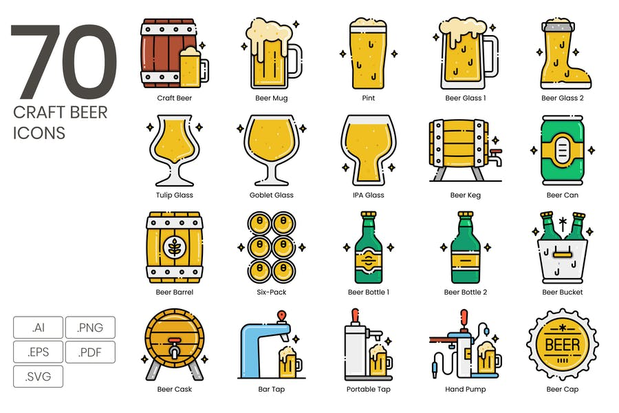 Bier-Symbole