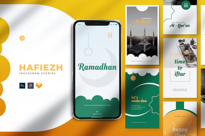 Thumbnail for HAFIEZH Ramadhan Kareem Instagram Stories