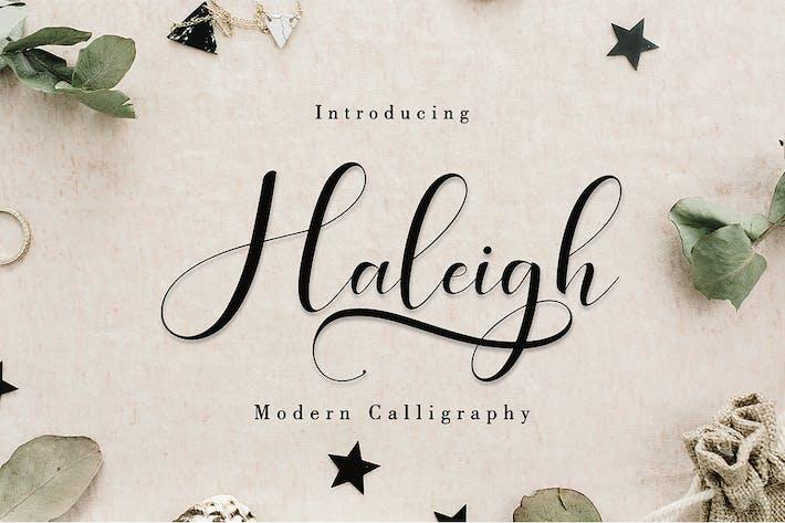 Thumbnail for Haleigh Script