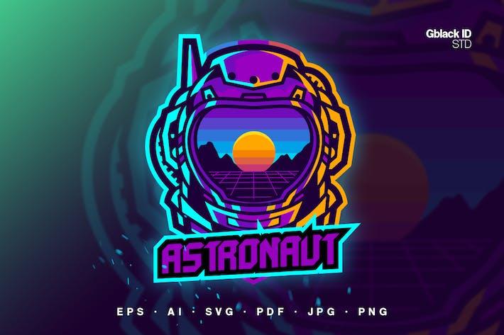 Astronaut Logo