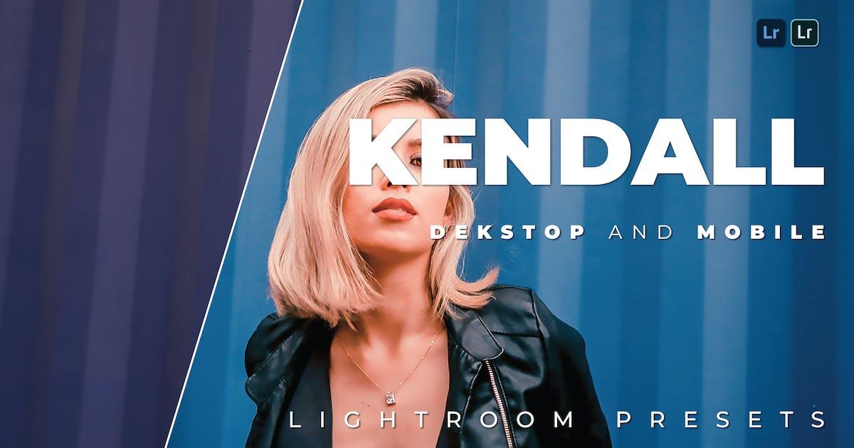 Download Kendall Desktop and Mobile Lightroom Preset by Bangset