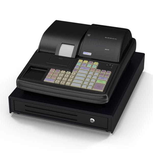 Thumbnail for Modern Cash Register