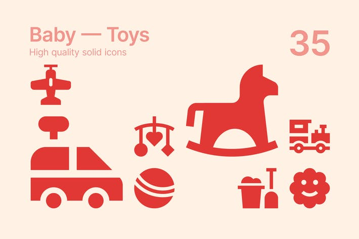Thumbnail for Baby - Toys