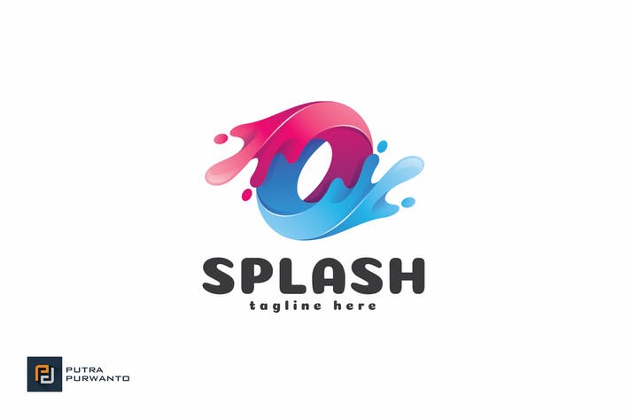 Thumbnail for Splash - Logo Template