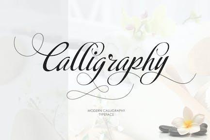 Calligraphiy Script