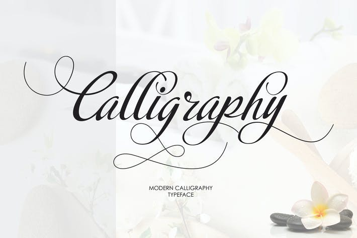 Thumbnail for Calligraphiy Script