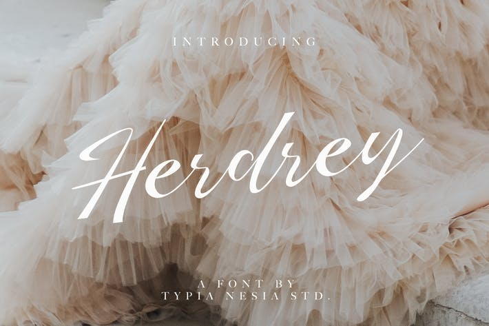 Cover Image For Herdrey