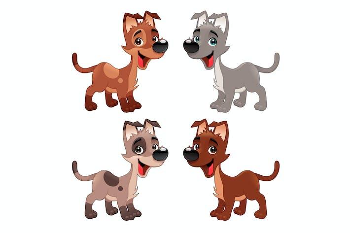 Thumbnail for Набор собак