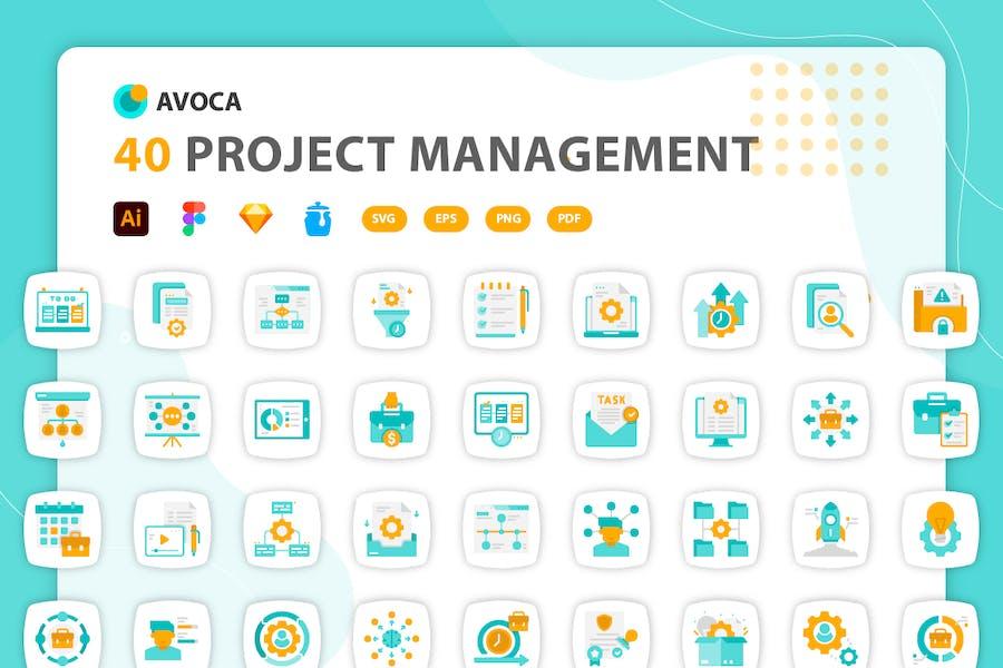 Avoca - Project Management