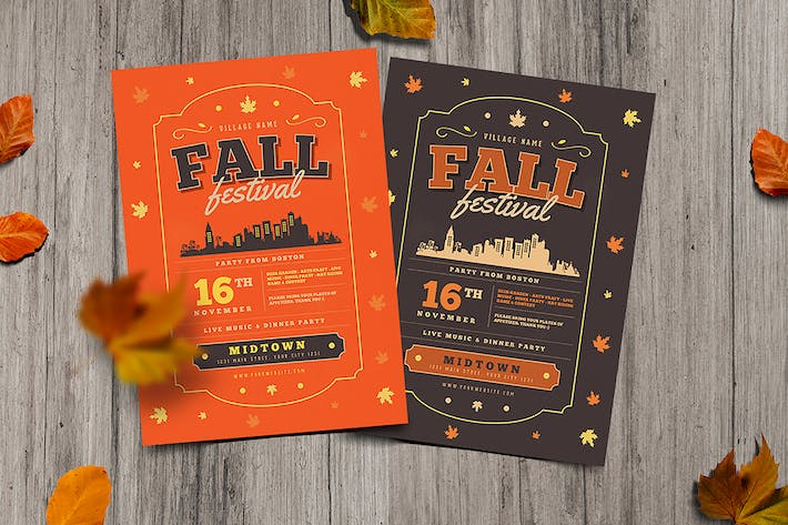 1790 Flyer Graphic Templates Compatible With Adobe Illustrator