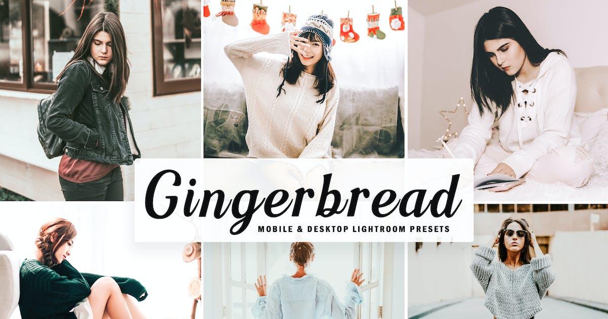 Download Gingerbread Mobile & Desktop Lightroom Presets by creativetacos