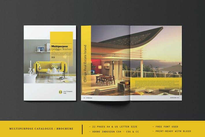 Multipurpose Catalog/Brochure