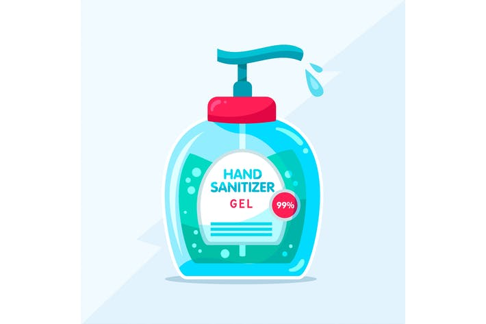 Thumbnail for Hand Sanitizer Gel