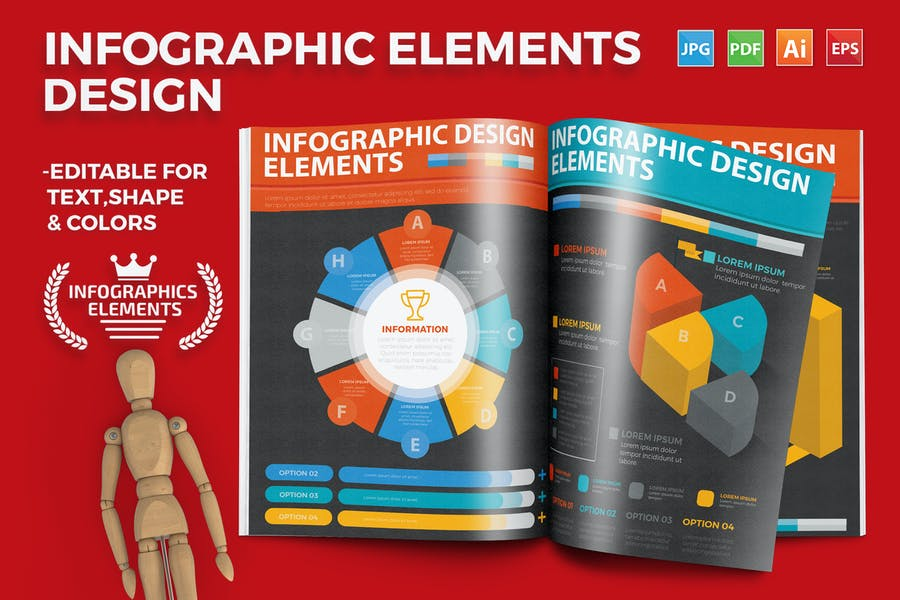 Infographics Set 1