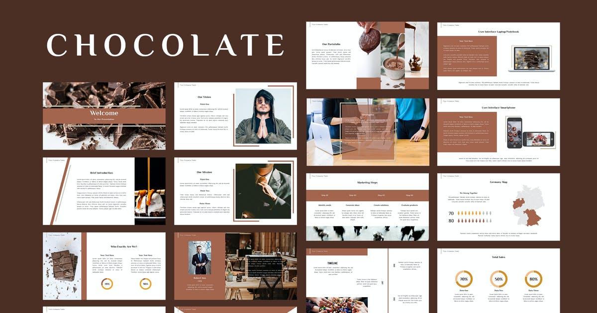 Download CHOCOLATE by celciusdesigns