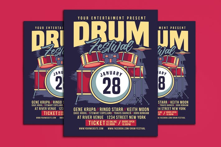 Thumbnail for Drum Music Festival