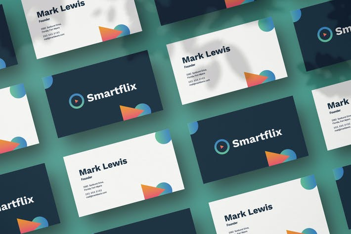 Startup Business Card