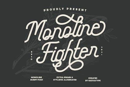 Combattant Monoline