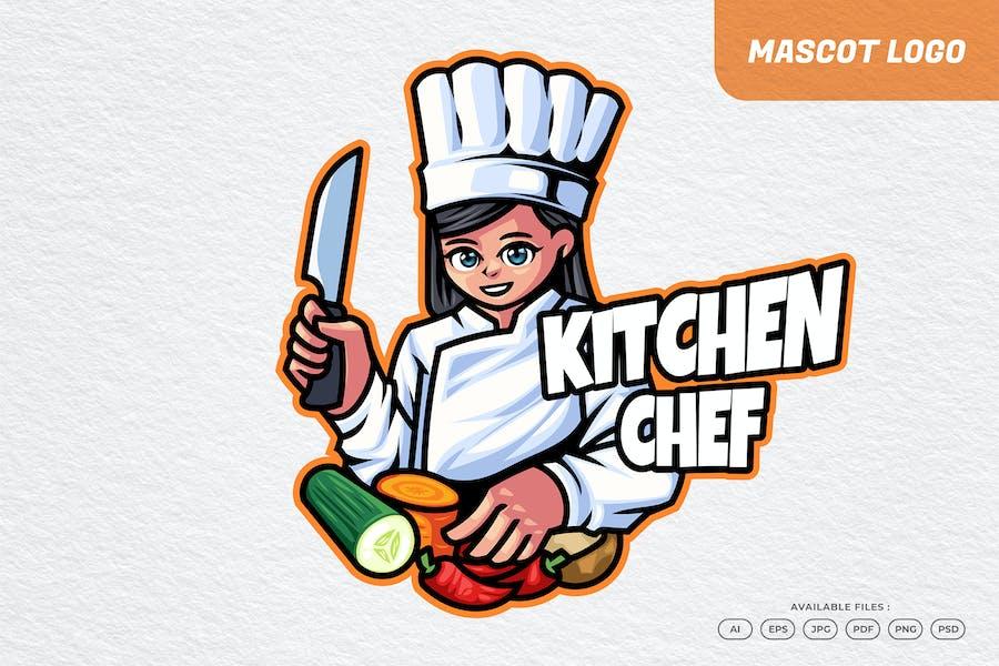Kitchen Chef Logo