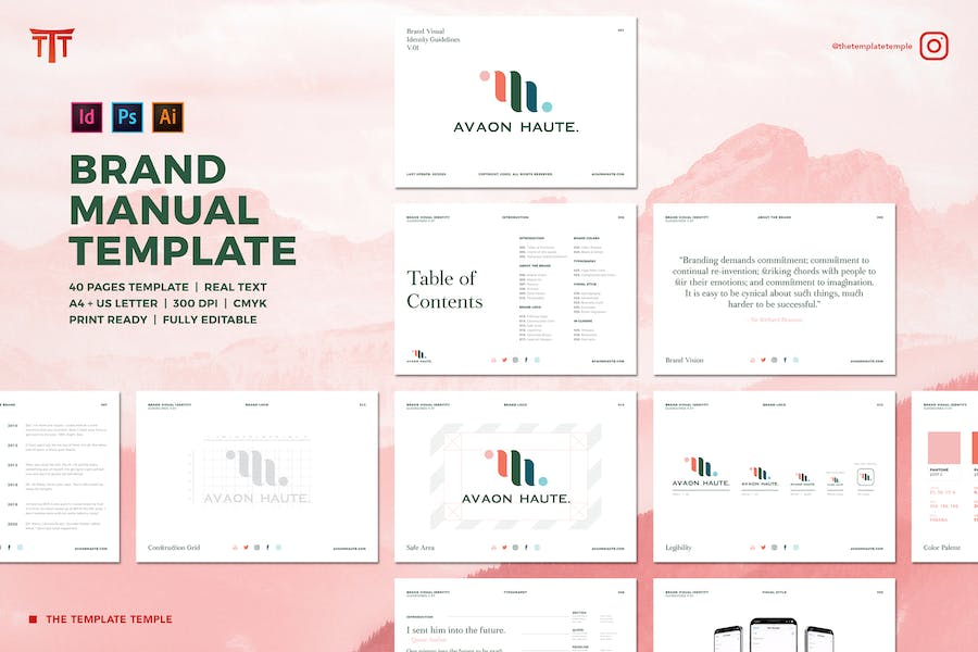 Brand Visual Identity Guidelines