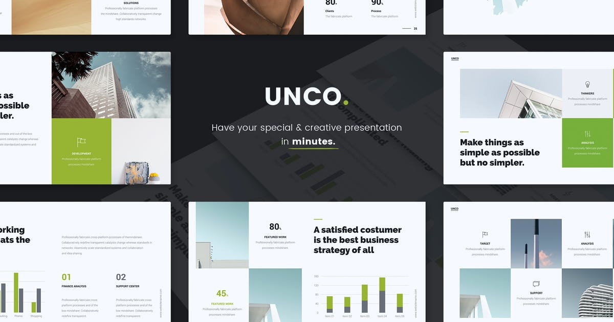 Download UNCO - Business & Simple Template (KEY) by SimpleSmart