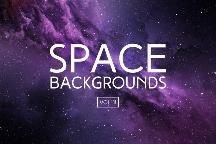 Thumbnail for Space Backgrounds 11
