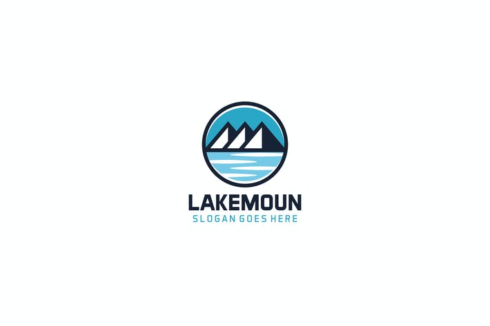 Mountain Lake Logo
