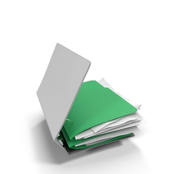 Ring Bound Folder