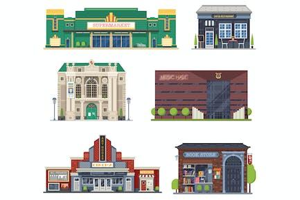 City Public Buildings Collection