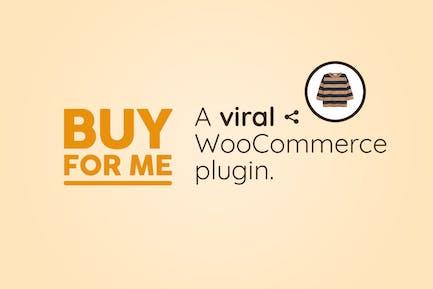 WooCommerce Buy For Me Plugin