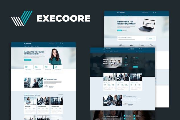 Execoore - product preview 3