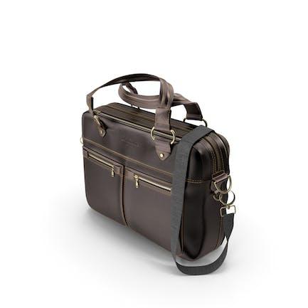 Briefcase Brown