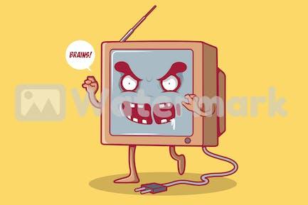 Tv Zombie