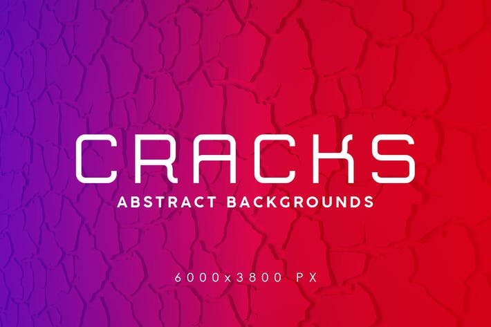 Thumbnail for Cracks Abstract Backgrounds