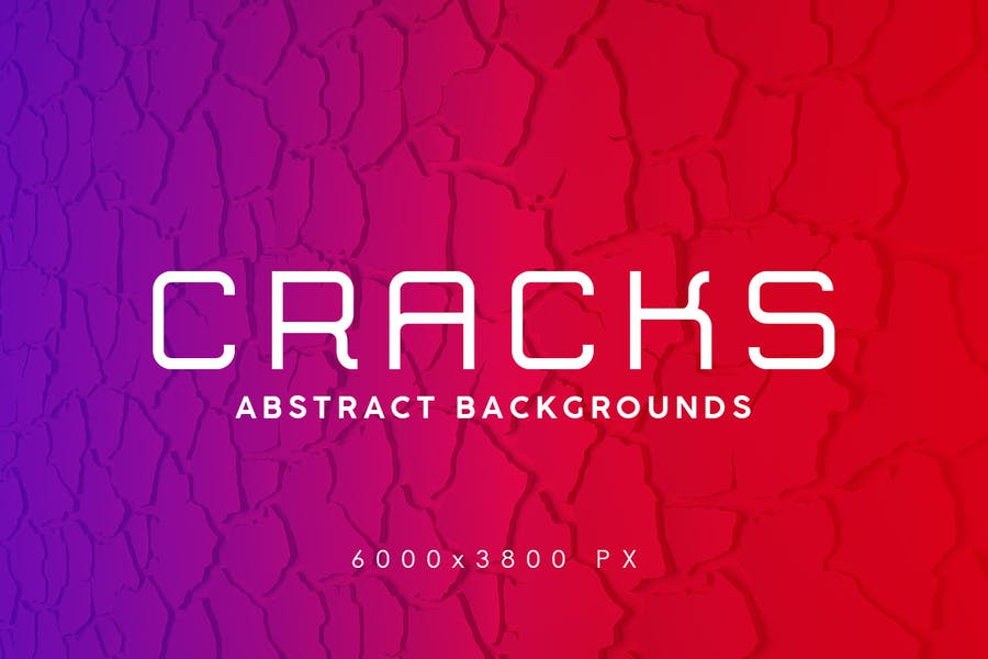 Cracks Abstract Backgrounds