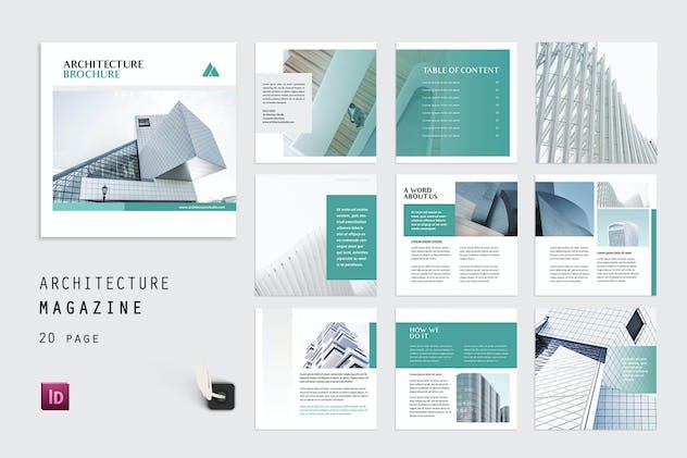Kontruksi Architecture Magazine