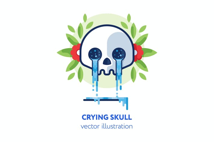 Thumbnail for Crying skull