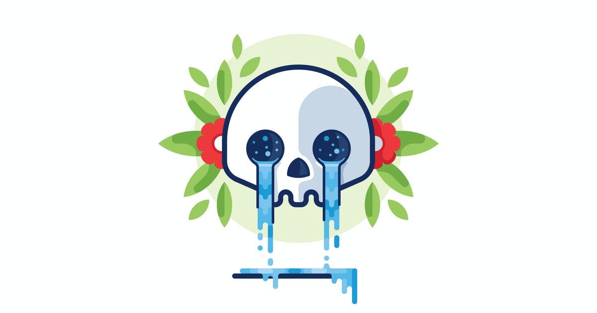 Download Crying skull by mir_design