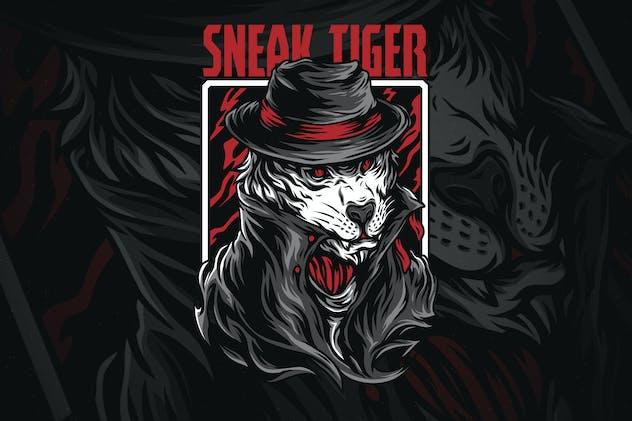Sneak Tiger