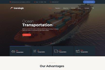 Translogic   Logistics & Shipment Transportation